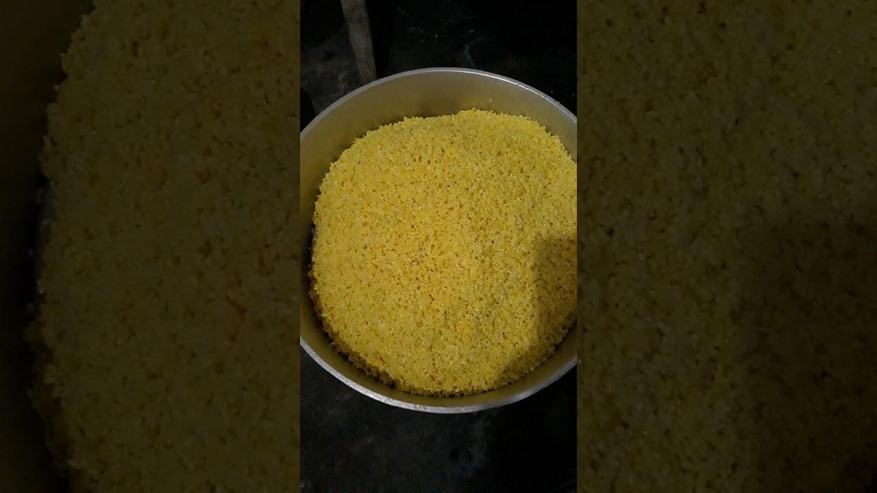 Nấu xôi xéo