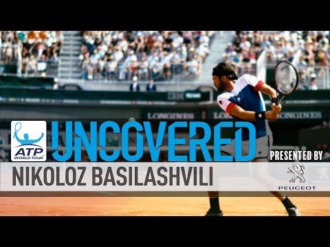 Nikoloz Basilashvili Uncovered 2017