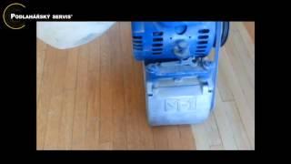 Profi broušení a renovace  dřevěných podlah