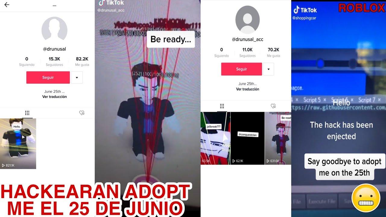 Hack De Seguidores En Roblox Hackearan Adopt Me El 25 De Junio Adopt Me Roblox Youtube