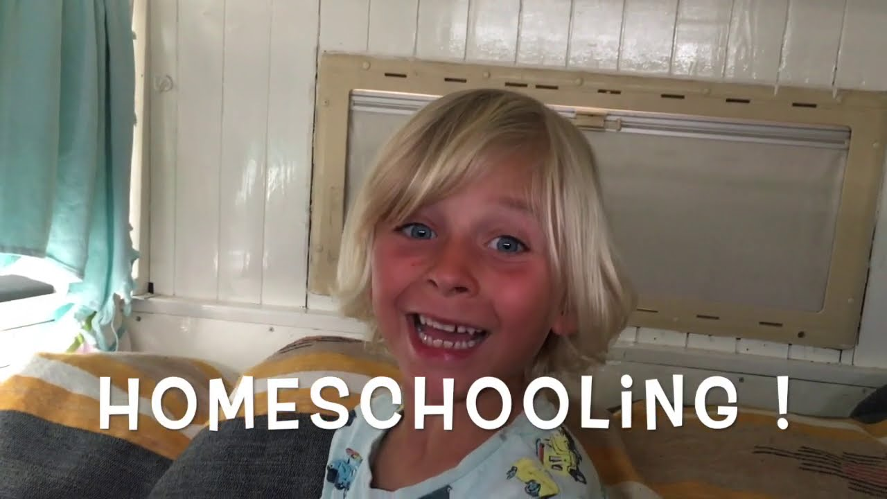Homeschooling concentration exercise