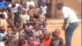 Przedszkole w Burundi (Afryka)