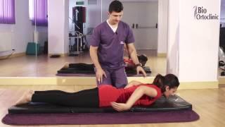 21 de exercitii pentru intretinerea coloanei vertebrale
