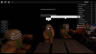 Roblox - Breaking point/Betraying the ginger bread squad (FAIL)