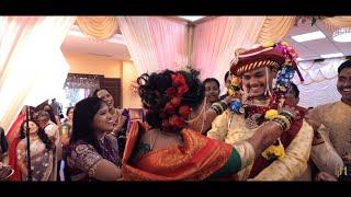 Wedding Trailer |  Sanmesh & Sujata