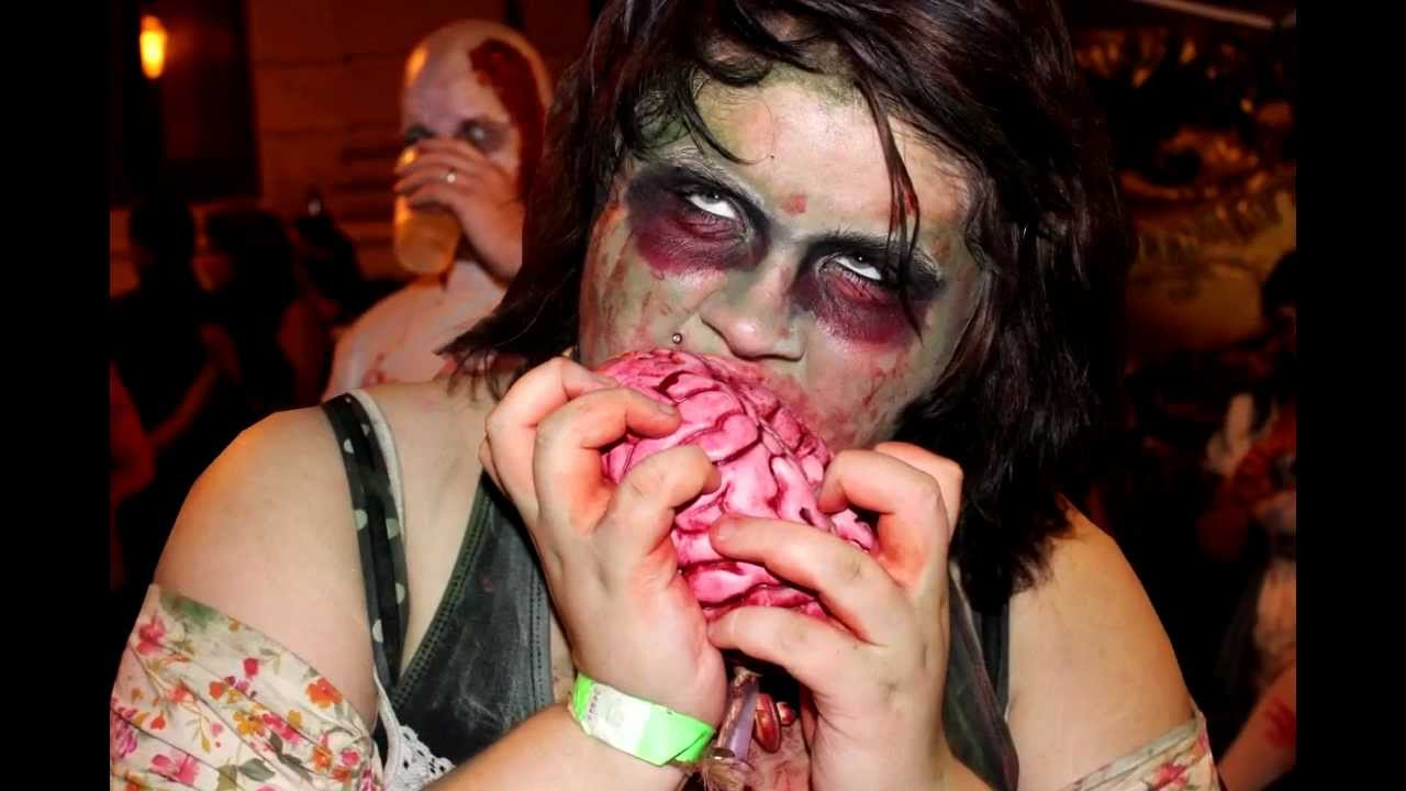 zombicon 2011 hd world record guiness book ft myers youtube