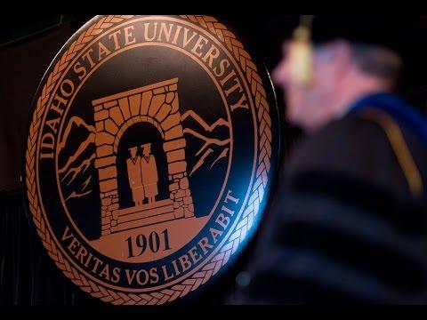 Idaho State University Commencement - 2016
