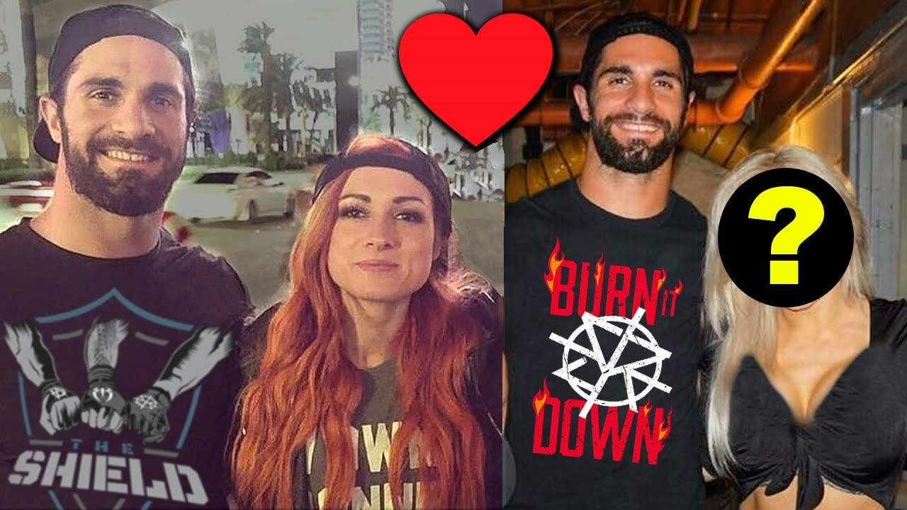 Becky Lynch and Seth Rollins confirm relationship rumors with one photo