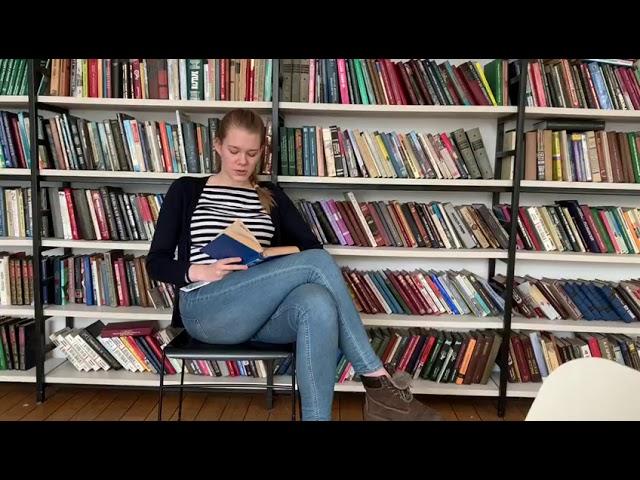 Дюжева Анастасия читает произведение «Зачем и о чем говорить?..» (Бунин Иван Алексеевич)