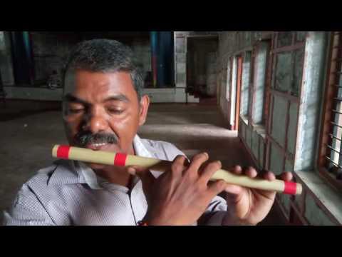 Perariyathoru Nombarathe ... Flute Music By Vypin Devadas   ( Malayalam  Movie  Sneham )