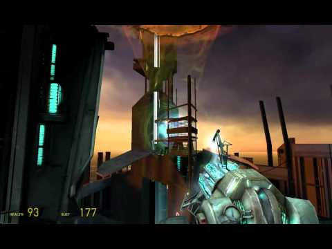 Half life 2 final boss battle expertly done doovi for Half life 2 architecture