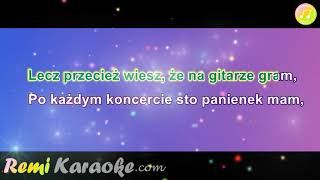 Shakin Dudi - To Ty Słodka (karaoke - RemiKaraoke.com)