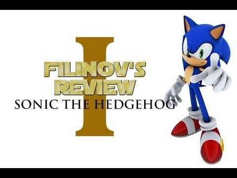 Sonic The Hedgehog Прохождение (Sega)