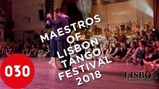 Maestros of Lisbon Tango Festival 2018 – Rawson