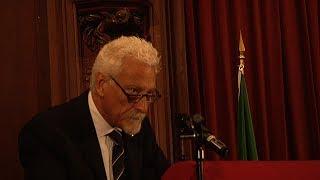 J. M Vasquez Ocampo - Ambassadeur d'Argentine - 2012-10