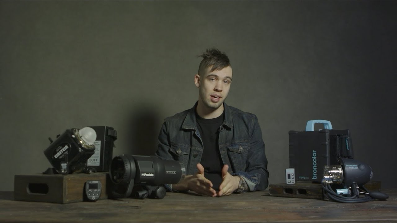 what portable flash kit should i buy comparing einstein profoto b1 and the broncolor move 1200l