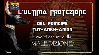 """conferenza: """"L'ultima protezione del principe Tutankhamon"""""""