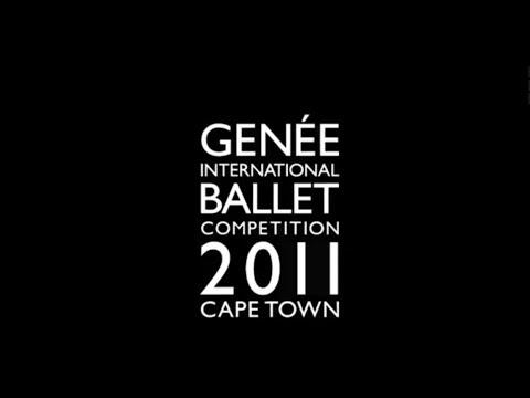 Genée International Ballet Competition - Cape Town 2011