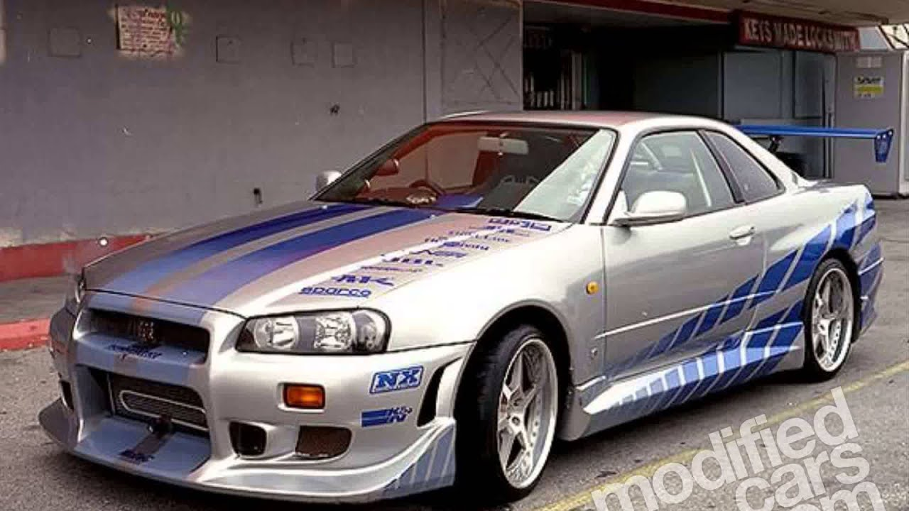 Nissan Skyline Gtr Youtube