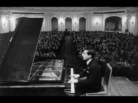 Yakov Flier plays Rachmaninoff Piano Concerto no. 3 - 1966