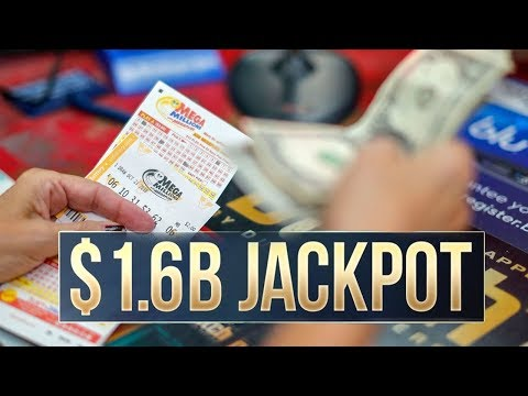 South Carolina Store Sells Winning $1.6B Lottery Ticket!