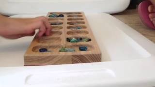 How to play mancala! EASY!!!