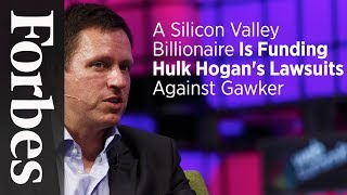 A Silicon Valley Billionaire Is Funding Hulk Hogans Lawsuits Against Gawker