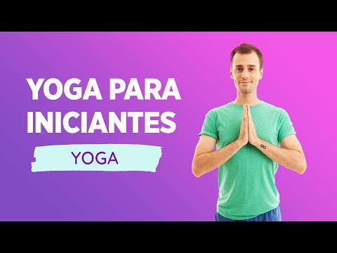 Aula de Yoga para Iniciantes -  1 - YouTube da2eeb57a3aa