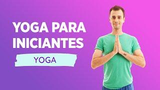 Aula de Yoga para Iniciantes - #1