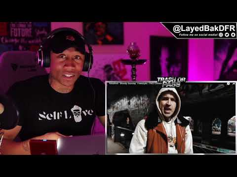 TRASH or PASS! YelaWolf (Bloody Sunday Freestyle) [REACTION!!] Mgk, Post Malone DISS
