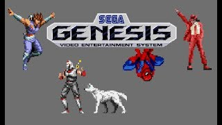 Top 40 best Sega Genesis Action platform games