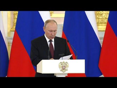 Putin pede que se evite 'colapso' do Afeganistão | AFP