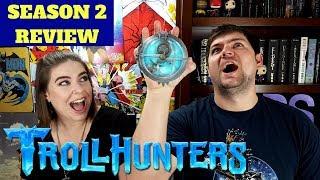 Trollhunters Season 2 Review (Spoilers!)