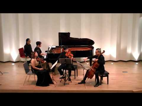 ~GLOM@Goethe~ [GB4] Brahms: Piano Quartet in G minor: IV (Gypsy)
