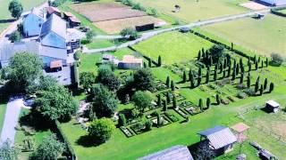 Malagne, Archéoparc de Rochefort - Val de Lesse