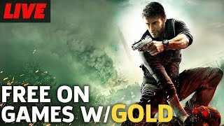 Splinter Cell: Conviction Free With Xbox Games With Gold In July 2018