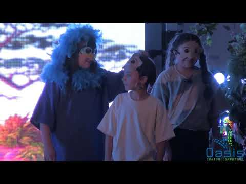 Avenal Elementary School (AES) Lion King Play, April 27th 2018