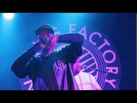"YG ""I'M 4RM BOMPTON"" LIVE @ KNITTING FACTORY, NYC: BLOWHIPHOPTV.COM"