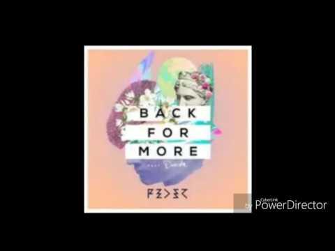 Feder - Back For More