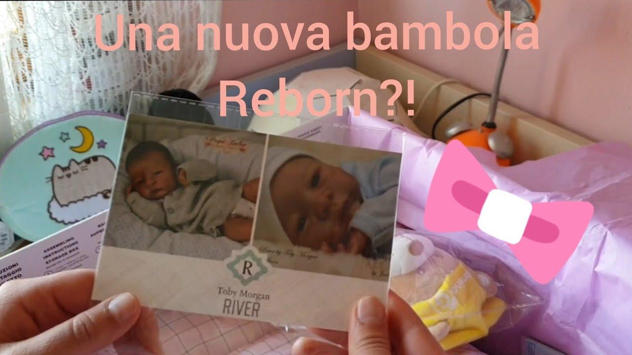 "KIT Bambola Reborn /""Taylor/"""