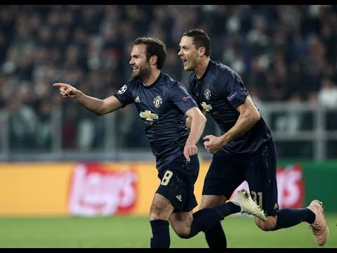 Juventus vs Manchester United 1-2 All Goals & Extended Highlights 08/11/2018 HD thumbnail