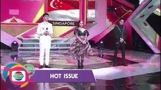 Hot Issue - Menggelegar!!! Faul, Randa Dan Hannah Tampil Memakau Di Konser Grand Final Da Asia 5