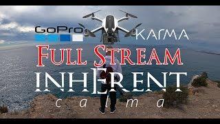 INHERENT - c a l m a | Full Stream 2017 GoPro Karma