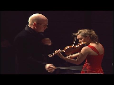 Richard Alf visiting conductor (Norway) - Guro Hagen Violin (Norway)