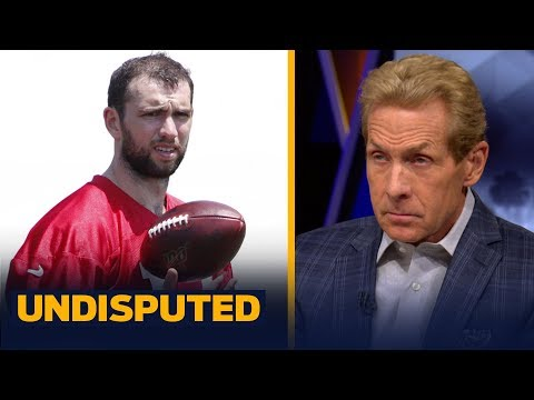 Skip and Shannon react to Andrew Luck's abrupt retirement | NFL | UNDISPUTED