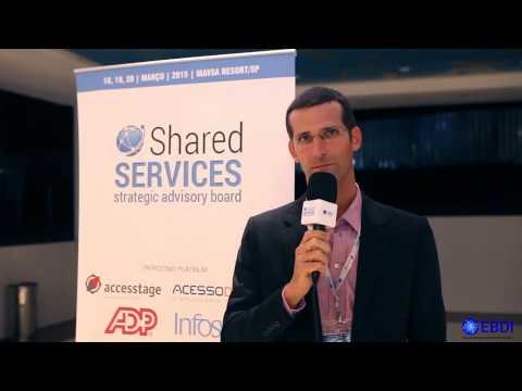 Marcio Hanas (MH Participações) - Shared Services Strategic Advisory Board 2015