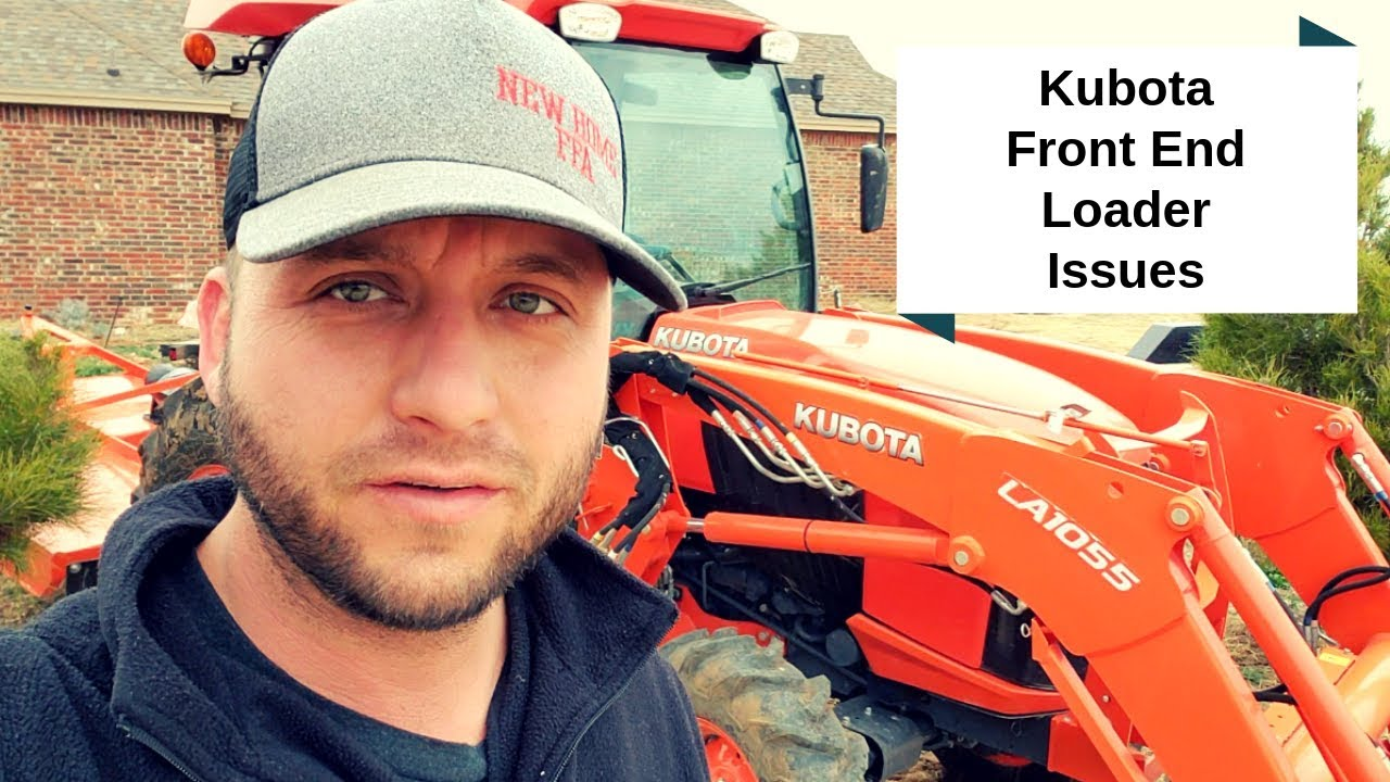 Kubota L4760 Front End Loader Issues | Watch This Before Buying a Compact  Tractor