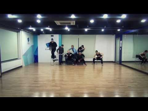 BTOB - 뛰뛰빵빵 (Beep Beep) (Choreography Practice Video)