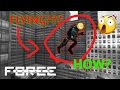 Bullet force Flying Glitch ( Still working )