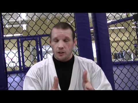 Traditional martial arts and MMA: An Interview with Pro mma fighter Eric Henry